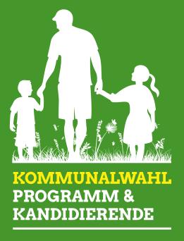 Kommunalwahl 2021 - Programm und Kandidierende